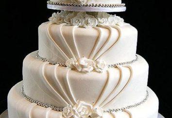 Hochzeitstorten Mastix: Eine Sammlung von Rezepten