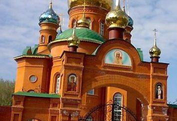Prawosławna świątynia Serafima Sarovskogo Jekaterynburg