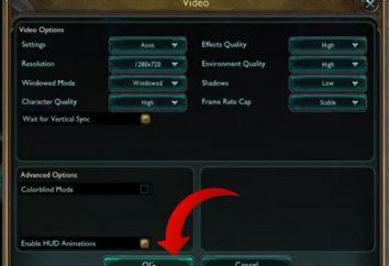 Cómo convertir el juego en una ventana: Instrucciones