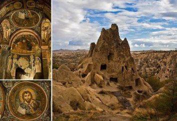 villes souterraines des peuples anciens et contemporains