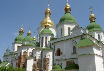 Czasy Starożytnego Rus, obiektów kultury, opis listy
