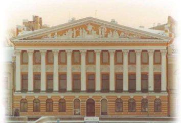 Rumjanzew Mansion in St. Petersburg: Geschichte und Moderne