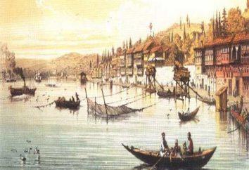 Onde estava Constantinopla? Como é agora chamado de Constantinopla?