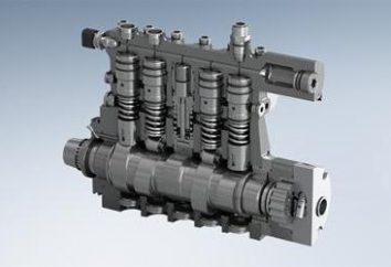 Une paire de pompe d'injection à piston: exigences opérationnelles, les types de défauts et principe de fonctionnement