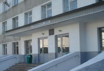 Maternity Hospital № 5, Kemerowo zwrotnego adresu. Co jest potrzebne do szpitala dla mamy