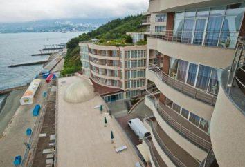 """""""Livadia"""" – hotel balneario en Crimea: opiniones y fotos"""