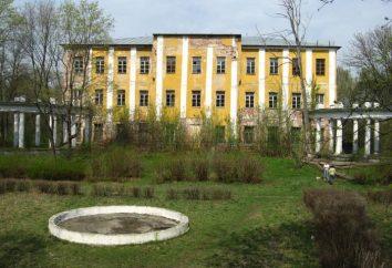 Manor Pehra-Yakovlevskoye Balashikha: historia, opis, właściciele nieruchomości