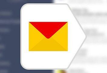 """Mail-Setup """"Yandex"""" auf dem iPhone: systemische Methoden"""
