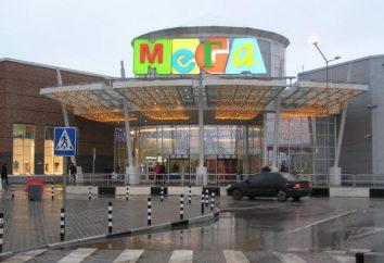 """""""MEGA Khimki"""": come arrivare ai negozi di famiglia e di intrattenimento"""