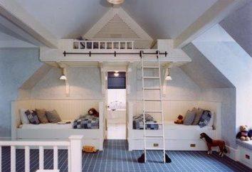 Wie das Innere eines Raumes für einen jungen Mann arrangieren