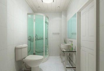 Wentylacja w łazience i WC: jak zrobić własne ręce?