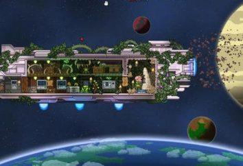 Starbound: miglioramento della nave con metodi diversi