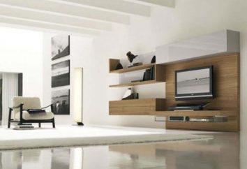 Meble modułowe w nowoczesnym stylu na salonie: przegląd najciekawszych możliwości projektowania pomieszczeń