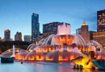 Chicago: Bevölkerung, Fläche, Zeitzone, Klima. US Megacitys