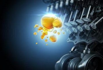 Motoröl: kann mische semi-synthetische und synthetische Materialien