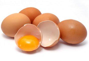 Sofortiger Gewichtsverlust mit Hilfe von Eiern: das Menü, Bewertungen