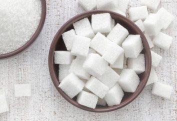 Co może zastąpić cukier z właściwego odżywiania: wykaz produktów