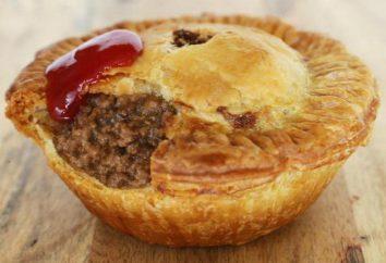 Australian National cucina: ricette con foto