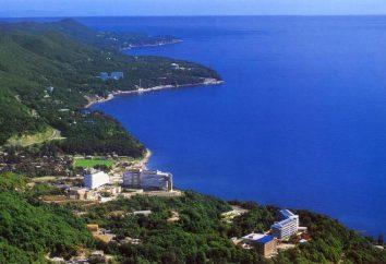 Dzhubga attrazioni: cosa vedere durante una vacanza sul Mar Nero?