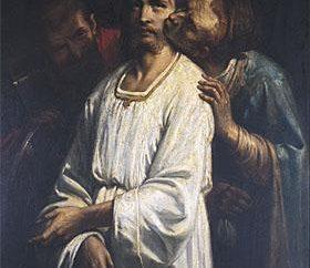 Judas Iscariot. Verrat Psychologie