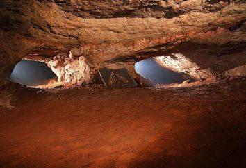 grotte e cascate Sablinskie – come arrivare