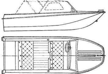 """Motorboat """"Oka-4"""": especificações, comentários"""
