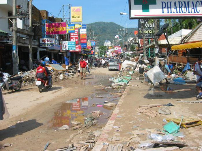 vermisste beim tsunami 2004 in thailand