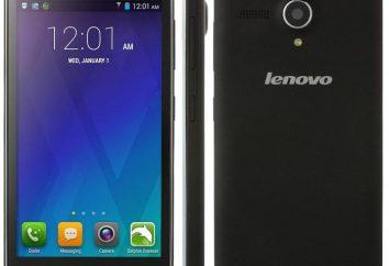 "Przegląd ""Lenovo"" A606. Cechy i opinie"
