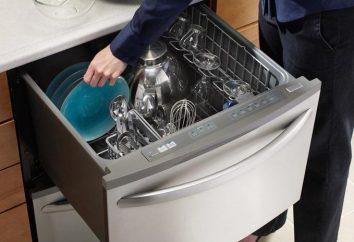 Dimensiones incrustados lavavajillas. ¿Cómo elegir una máquina lavaplatos incorporado?