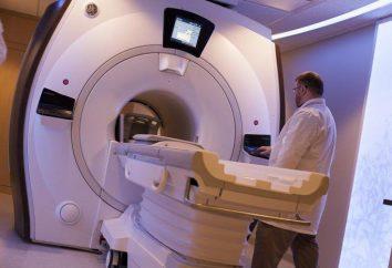 MRI stawu biodrowego: oświadczenie, że pokazuje, gdzie, aby