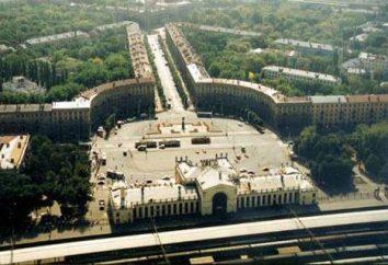 Stationen Voronezh: interessante Fakten und eine Beschreibung