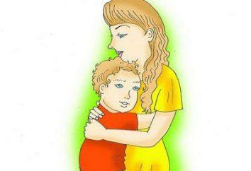 Como aumentar o menino adequadamente nos primeiros anos de sua vida