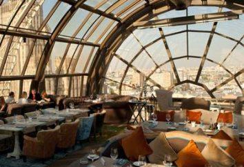 """restaurante de Moscú """"Conejo Blanco"""""""