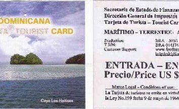 Preciso de um visto para a República Dominicana? Depende do país de residência