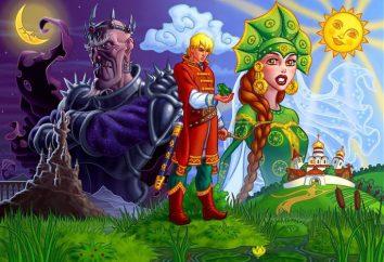 « La Princesse Grenouille »: un résumé. « La Princesse Grenouille » – un conte de fées