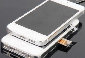 """Szczegółowe informacje na temat jak wstawić do """"iPhone"""" Simcoe"""