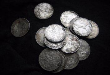 Cinquante dollars en 1924 – une pièce d'argent du prolétariat