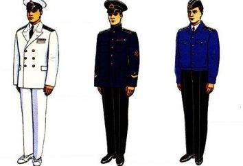 Qual è la divisa? Uniforme militare russo