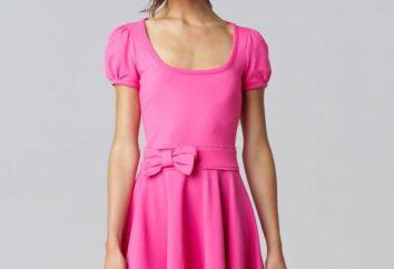 """Vestido de """"Valentina"""": la elegancia inflexible de presentación moderna"""
