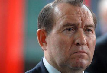 O vice-prefeito Pyotr Biryukov: biografia com fotos