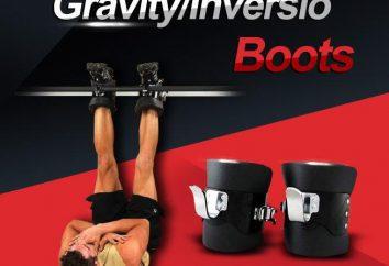 Gravity (Kondensstreifen) Schuhe: Beschreibung, Bewertungen