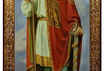Książę Jarosław Vsevolodovich, ojciec Aleksandra Nevskogo. Podczas panowania Jarosława Vsevolodovich