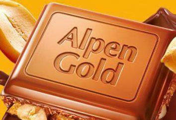 Alpen Gold (cookie): rodzaje, wady i zalety