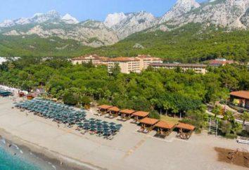 Akka Antedon Hotel 5 * (Kemer, Turcja): zdjęcie, opis, i opinie