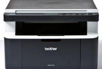 Wielofunkcyjne Brother DCP-1512R – doskonałe połączenie jakości druku i kosztów