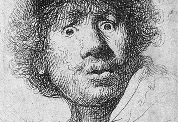 """Malarz Rembrandt. """"Self"""" jako historię podróży życia"""
