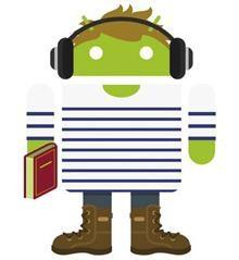 Como ler livros sobre Android? instruções curtas
