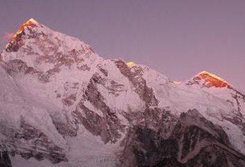 Temperatura Everest. Jaka jest temperatura na szczycie Mount Everest?