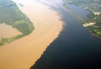 Onde é o rio mais largo do mundo?