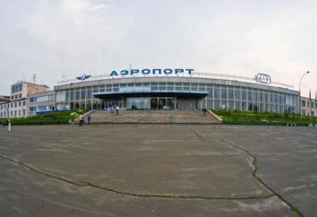 """""""Bratsk"""" (Flughafen): Vergangenheit, Gegenwart, Zukunft"""